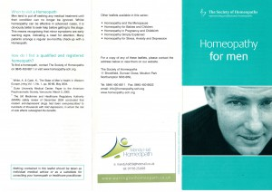 Homeopathy for Men 2